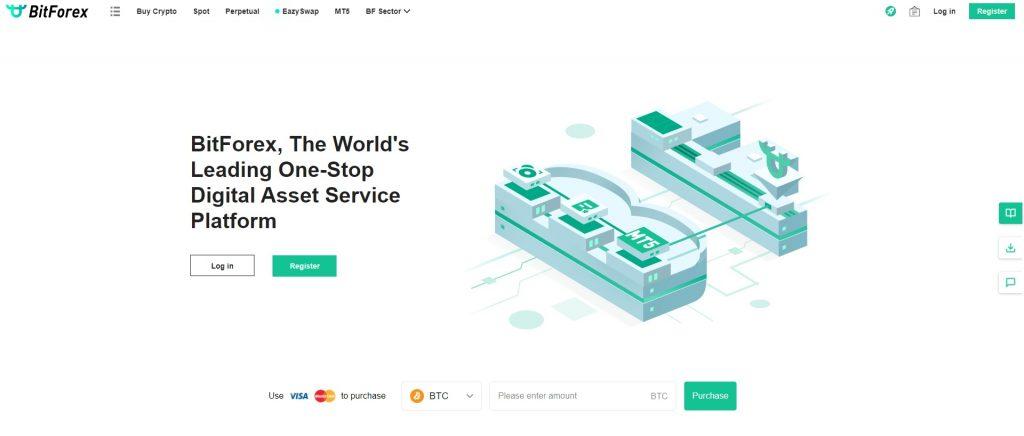 Altcoin Exchange Bitforex