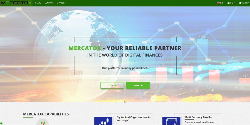 Altcoin Exchange Mercatox